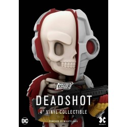 DC Comics XXRAY Deluxe Figure Wave 4 Deadshot 10 cm Mighty Jaxx - 1