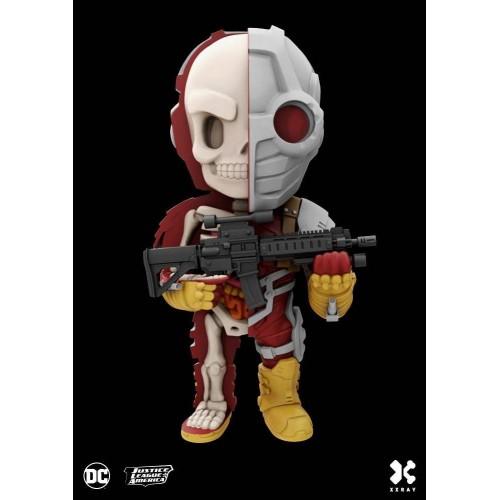 DC Comics XXRAY Deluxe Figure Wave 4 Deadshot 10 cm Mighty Jaxx - 6