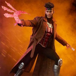 X-Men Action Figure 1/6 Gambit Deluxe 30 cm Sideshow Collectibles - 1