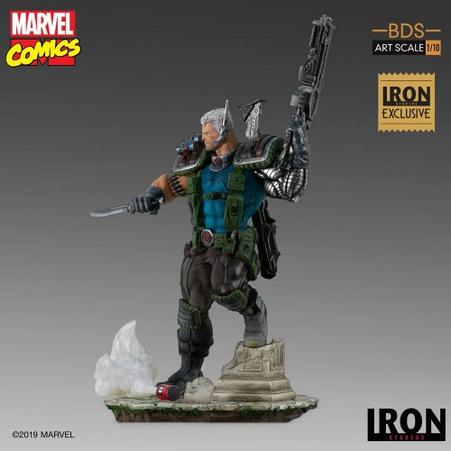 Marvel Comics BDS Art Scale Statue 1/10 Cable Event Exclusive 29 cm Iron Studios - 7