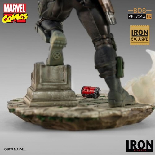 Marvel Comics BDS Art Scale Statue 1/10 Cable Event Exclusive 29 cm Iron Studios - 10