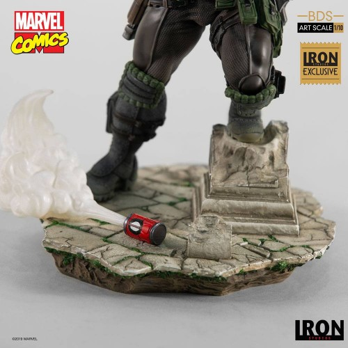 Marvel Comics BDS Art Scale Statue 1/10 Cable Event Exclusive 29 cm Iron Studios - 11