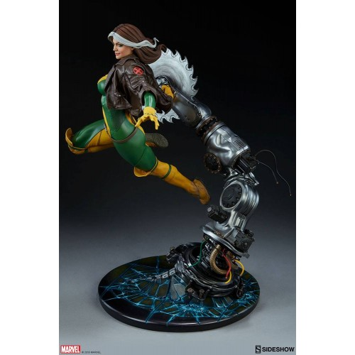 Marvel Maquette Rogue 56 cm Sideshow Collectibles - 6
