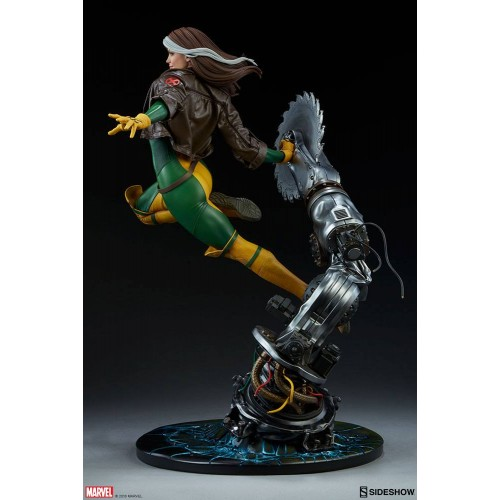 Marvel Maquette Rogue 56 cm Sideshow Collectibles - 7
