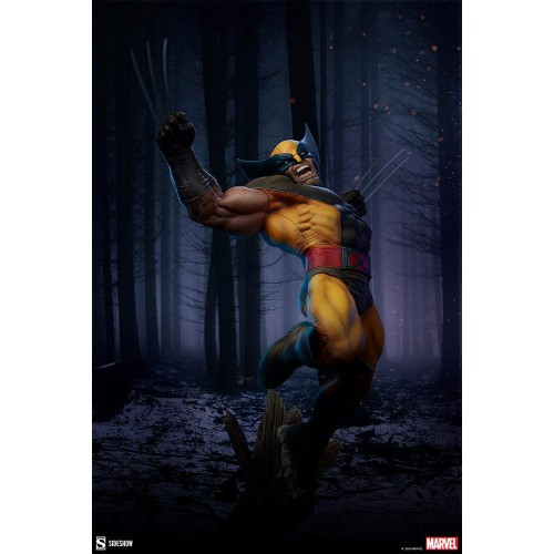 Marvel Premium Format Statue Wolverine 52 cm Sideshow Collectibles - 2
