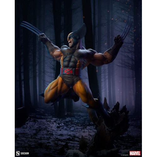 Marvel Premium Format Statue Wolverine 52 cm Sideshow Collectibles - 3
