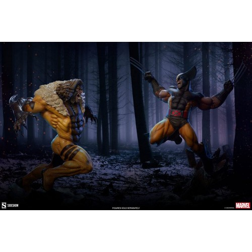 Marvel Premium Format Statue Wolverine 52 cm Sideshow Collectibles - 4