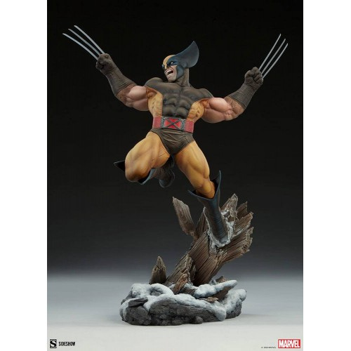 Marvel Premium Format Statue Wolverine 52 cm Sideshow Collectibles - 5