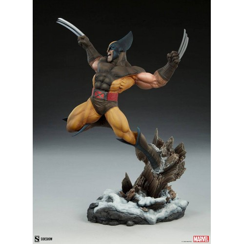Marvel Premium Format Statue Wolverine 52 cm Sideshow Collectibles - 6