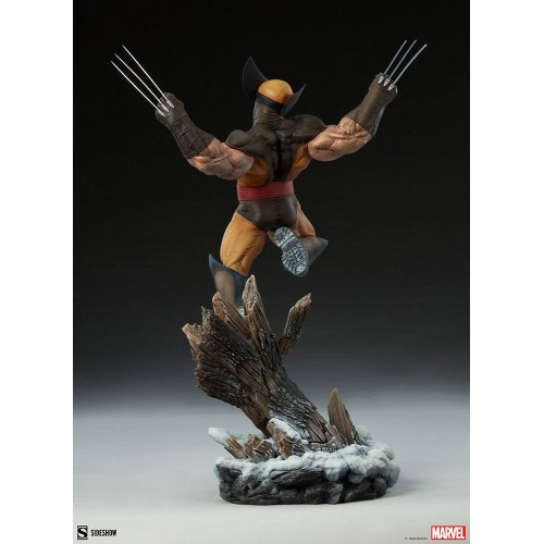 Marvel Premium Format Statue Wolverine 52 cm Sideshow Collectibles - 7