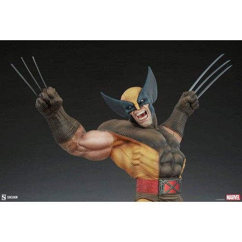 Marvel Premium Format Statue Wolverine 52 cm Sideshow Collectibles - 9