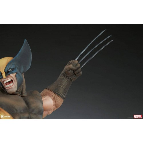 Marvel Premium Format Statue Wolverine 52 cm Sideshow Collectibles - 10