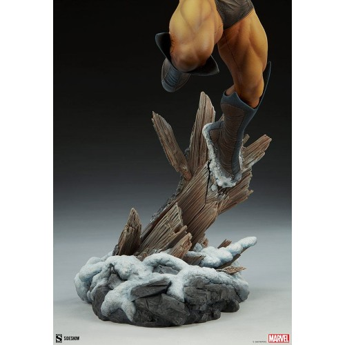 Marvel Premium Format Statue Wolverine 52 cm Sideshow Collectibles - 13