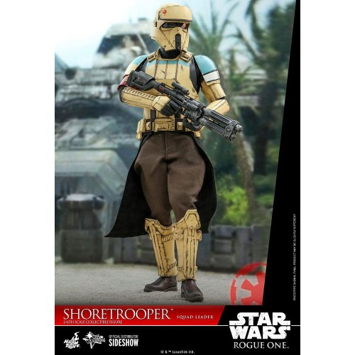 Rogue One: A Star Wars Story Action Figure 1/6 Shoretrooper Squad Leader 30 cm Hot Toys - 3
