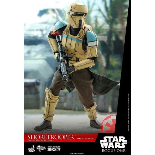 Rogue One: A Star Wars Story Action Figure 1/6 Shoretrooper Squad Leader 30 cm Hot Toys - 4