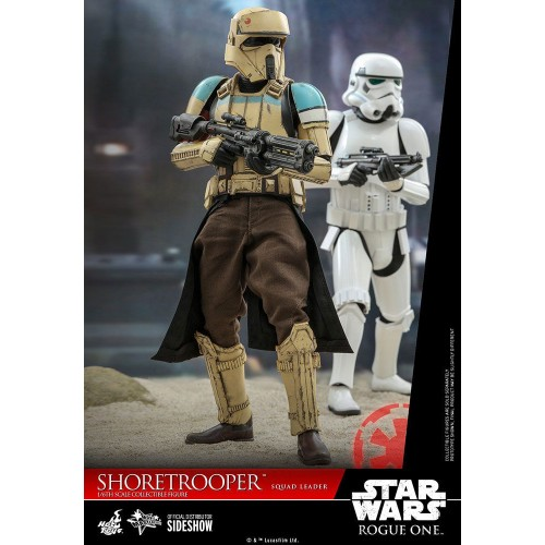 Rogue One: A Star Wars Story Action Figure 1/6 Shoretrooper Squad Leader 30 cm Hot Toys - 5