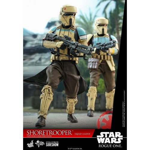 Rogue One: A Star Wars Story Action Figure 1/6 Shoretrooper Squad Leader 30 cm Hot Toys - 6
