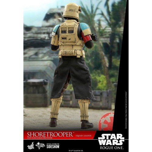 Rogue One: A Star Wars Story Action Figure 1/6 Shoretrooper Squad Leader 30 cm Hot Toys - 7