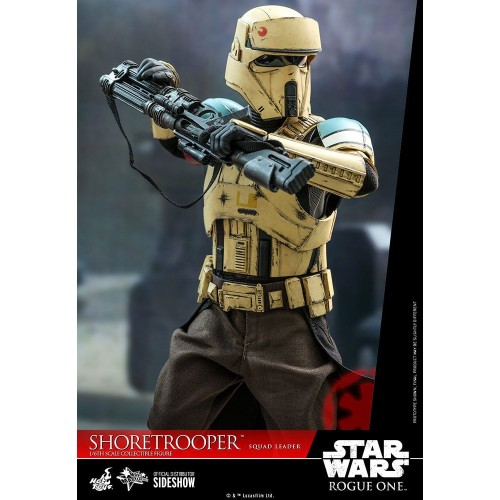 Rogue One: A Star Wars Story Action Figure 1/6 Shoretrooper Squad Leader 30 cm Hot Toys - 9