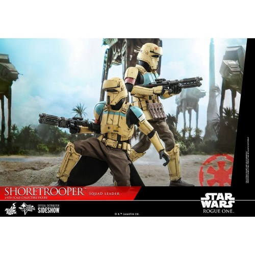 Rogue One: A Star Wars Story Action Figure 1/6 Shoretrooper Squad Leader 30 cm Hot Toys - 10