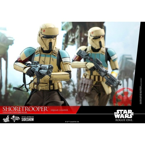 Rogue One: A Star Wars Story Action Figure 1/6 Shoretrooper Squad Leader 30 cm Hot Toys - 11