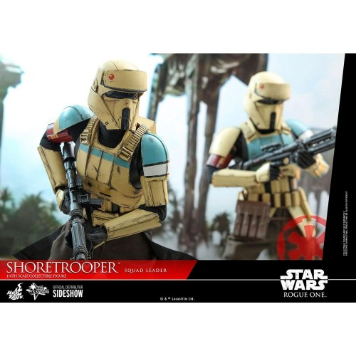 Rogue One: A Star Wars Story Action Figure 1/6 Shoretrooper Squad Leader 30 cm Hot Toys - 12