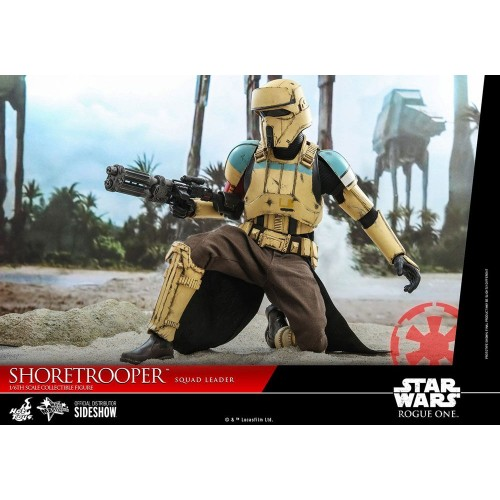 Rogue One: A Star Wars Story Action Figure 1/6 Shoretrooper Squad Leader 30 cm Hot Toys - 13