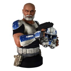 Star Wars The Clone Wars Bust 1/6 Commander Rex 15 cm GENTLE GIANT - 1