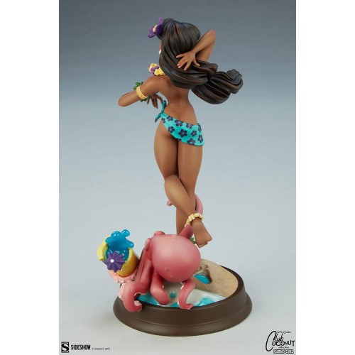 Original Artist Series Statue Island Girl by Chris Sanders 30 cm Sideshow Collectibles - 5