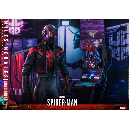 Marvel's Spider-Man: Miles Morales 1/6th scale Miles Morales (2020 Suit) 30cm Hot Toys - 2