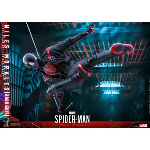 Marvel's Spider-Man: Miles Morales 1/6th scale Miles Morales (2020 Suit) 30cm Hot Toys - 3
