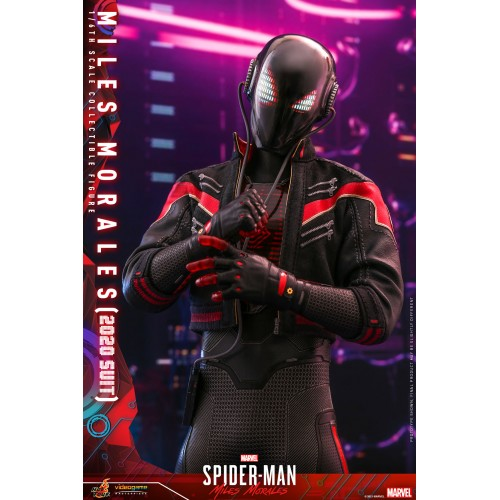 Marvel's Spider-Man: Miles Morales 1/6th scale Miles Morales (2020 Suit) 30cm Hot Toys - 4