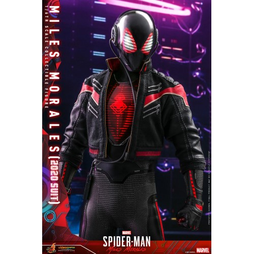 Marvel's Spider-Man: Miles Morales 1/6th scale Miles Morales (2020 Suit) 30cm Hot Toys - 5