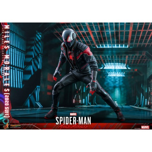 Marvel's Spider-Man: Miles Morales 1/6th scale Miles Morales (2020 Suit) 30cm Hot Toys - 6