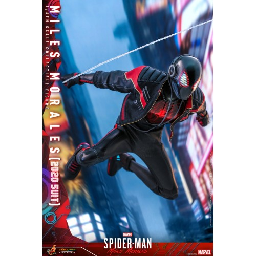 Marvel's Spider-Man: Miles Morales 1/6th scale Miles Morales (2020 Suit) 30cm Hot Toys - 9