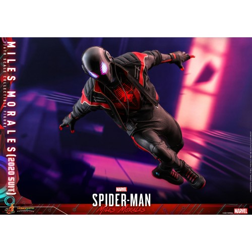 Marvel's Spider-Man: Miles Morales 1/6th scale Miles Morales (2020 Suit) 30cm Hot Toys - 12