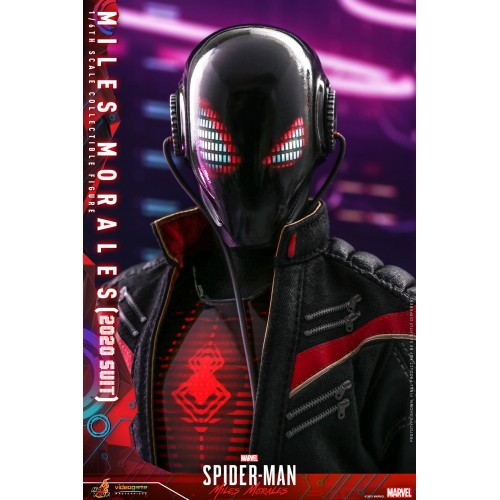 Marvel's Spider-Man: Miles Morales 1/6th scale Miles Morales (2020 Suit) 30cm Hot Toys - 13