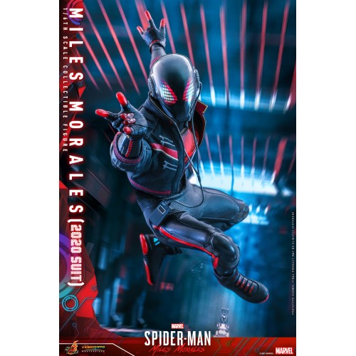 Marvel's Spider-Man: Miles Morales 1/6th scale Miles Morales (2020 Suit) 30cm Hot Toys - 15