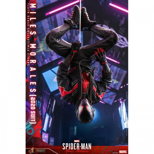 Marvel's Spider-Man: Miles Morales 1/6th scale Miles Morales (2020 Suit) 30cm Hot Toys - 16
