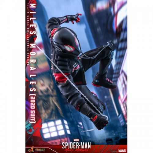 Marvel's Spider-Man: Miles Morales 1/6th scale Miles Morales (2020 Suit) 30cm Hot Toys - 18