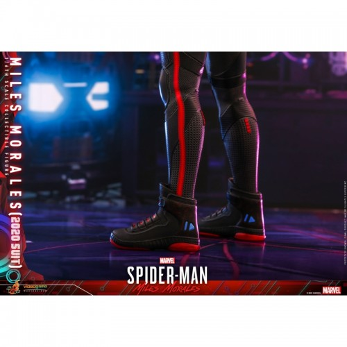 Marvel's Spider-Man: Miles Morales 1/6th scale Miles Morales (2020 Suit) 30cm Hot Toys - 19