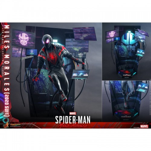 Marvel's Spider-Man: Miles Morales 1/6th scale Miles Morales (2020 Suit) 30cm Hot Toys - 20