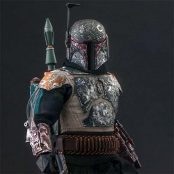 Star Wars The Mandalorian Action Figure 1/6 Boba Fett 30 cm Hot Toys - 1