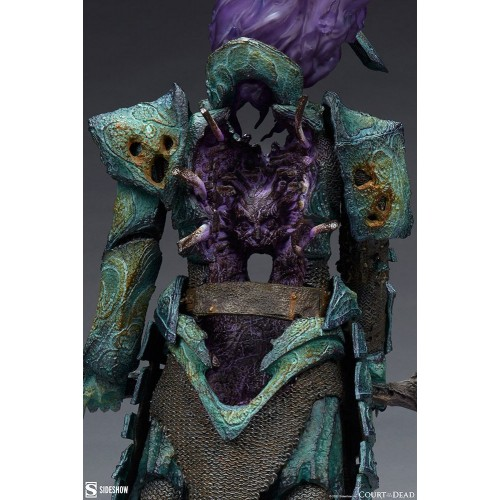 Court of the Dead Premium Format Figure Oathbreaker Strÿfe: Fallen Mortis Knight 60 cm Sideshow Collectibles - 5