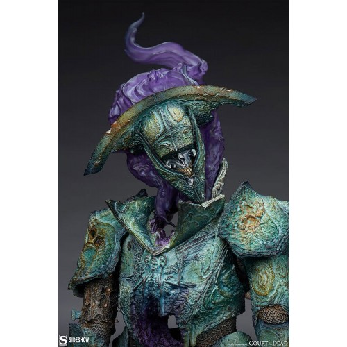 Court of the Dead Premium Format Figure Oathbreaker Strÿfe: Fallen Mortis Knight 60 cm Sideshow Collectibles - 8