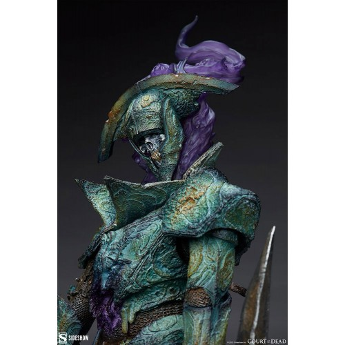 Court of the Dead Premium Format Figure Oathbreaker Strÿfe: Fallen Mortis Knight 60 cm Sideshow Collectibles - 9