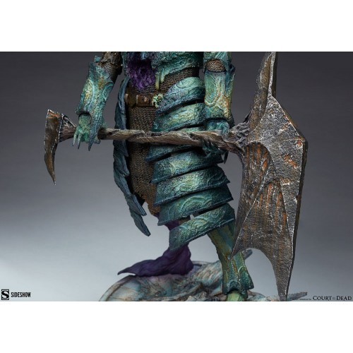 Court of the Dead Premium Format Figure Oathbreaker Strÿfe: Fallen Mortis Knight 60 cm Sideshow Collectibles - 12