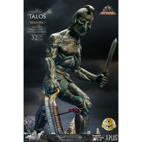 Jason and the Argonauts Soft Vinyl Statue Ray Harryhausens Talos 32 cm Star Ace Toys - 4