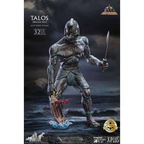 Jason and the Argonauts Soft Vinyl Statue Ray Harryhausens Talos 32 cm Star Ace Toys - 6