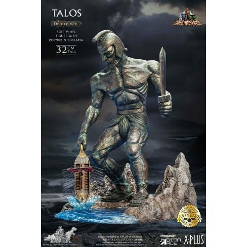 Jason and the Argonauts Soft Vinyl Statue Ray Harryhausens Talos Deluxe Ver. 32 cm Star Ace Toys - 4